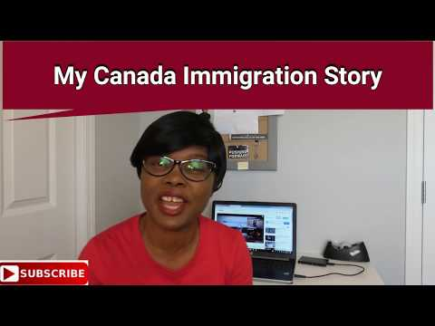 My Canada Immigration Story