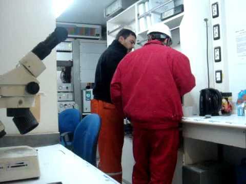 Algerian Drilling Engineer VS Chinese Drilling Engineer