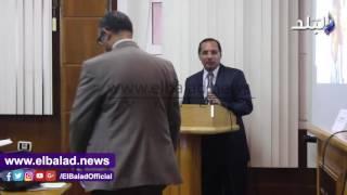 نائب رئيس جامعة القاهرة: 250 ألف حالة تسمم سنويًا وفقًا لإحصائيات 2014.. فيديو وصور