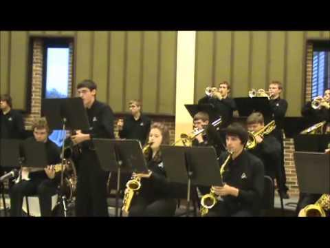 Gilbert High School Jazz Band - Opus One - Newberry Jazz Festival