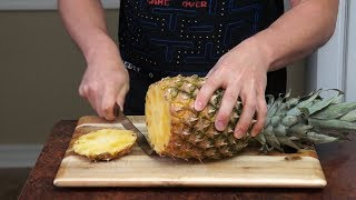 Toto - Africa but it's played on a PINEAPPLE Video