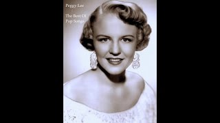 Peggy Lee - Best Of Pop Songs (All the Greatest Tracks) [Fantastic Classics Music]