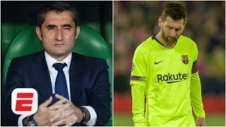 Why Barcelona's loss vs. Valencia was similar to their Champions League exit vs. Liverpool | ESPN FC