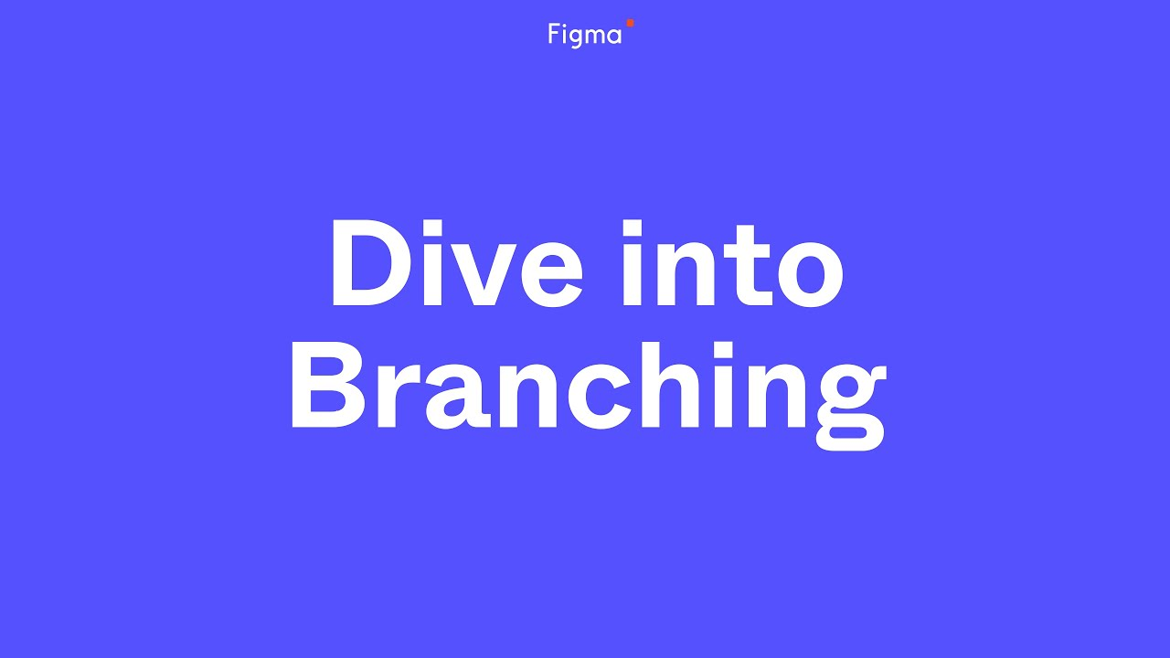 Office Hours: Dive into Branching