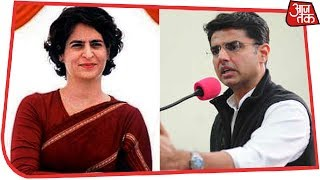 Sachin Pilot: Priyanka Gandhi's Entry Into Politics Will Boost Congress Workers