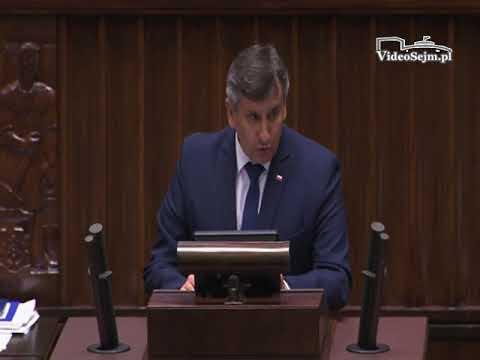 Jerzy Paul  – wystąpienie z 23 listopada 2017 r.