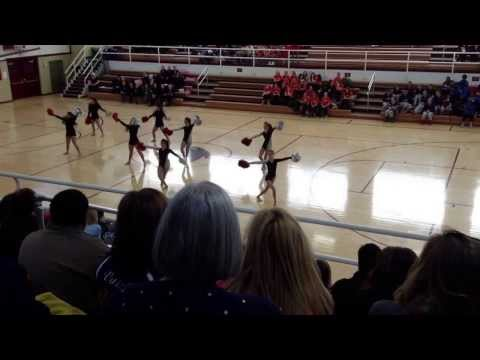 LP Competitive Dance Team 2014 Sectionals