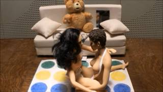 Another Teddy vid, this time i put an adult stamp on it because of ...