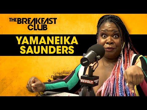 Yamaneika Saunders On Big Girl Love, Roast Comedy, Fellatio Flagships + More