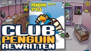 Club Penguin: Clothing Catalog Cheats August 2017