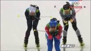 Biathlon // Последнее золото Ванкувера