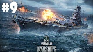 World of Warships #9 | Wyoming - Que empiece la batalla!