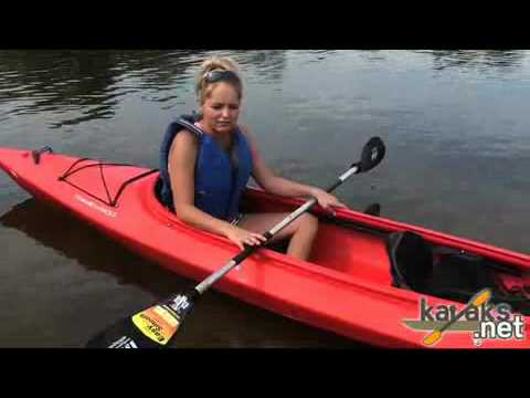 Wilderness Systems Pamlico 145 Kayak Video Review Youtube