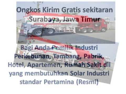 Jual Solar Industri Pertamina Resmi Hp 081330680255