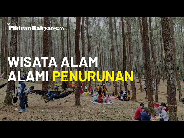 Dampak PSBB Jakarta, Tempat Wisata Alam di Kabupaten Bandung Alami Penurunan Pengunjung