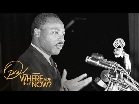What Dr. Martin Luther King Jr. Was Like in School | Where Are They Now | Oprah Winfrey Network