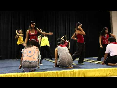 hiphop tinikling 2013