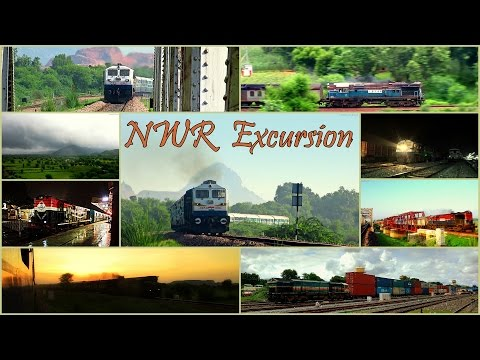 NWR Excursion ~ The Diesel Heaven of Rajasthan | A Complete Coverage | Indian Railways 2016