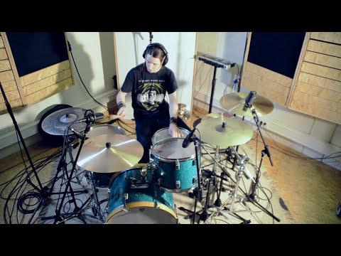 Pat Metheny - Beat 70 (Drum Cover / Improvisation by Julian Seiler)