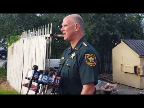 Deputies Execute Final Writ Of Possession At Mosley Motel In St. Petersburg