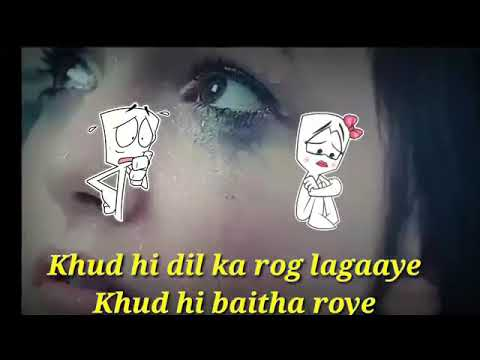 Naina re. Female version WhatsApp video status.