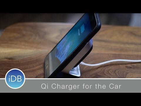 iOttie iTap is Great Qi Wireless Car Charger for iPhone & Android - Review