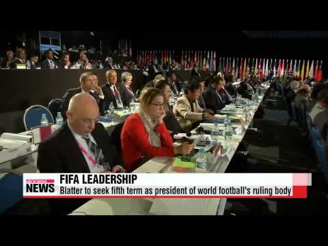 FIFA President Sepp Blatter to seek fifth term