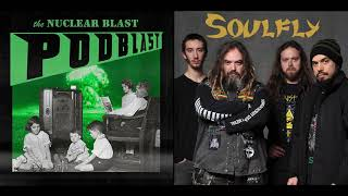 NUCLEAR BLAST PODBLAST - Episode 3: Soulfly, Arsis, Overkill (OFFICIAL NB PODCAST)