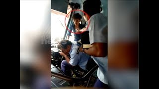 KSRTC bus driver brutally attacked at Palakkad