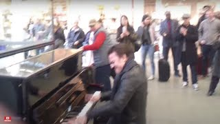 World's Greatest Street Pianist...