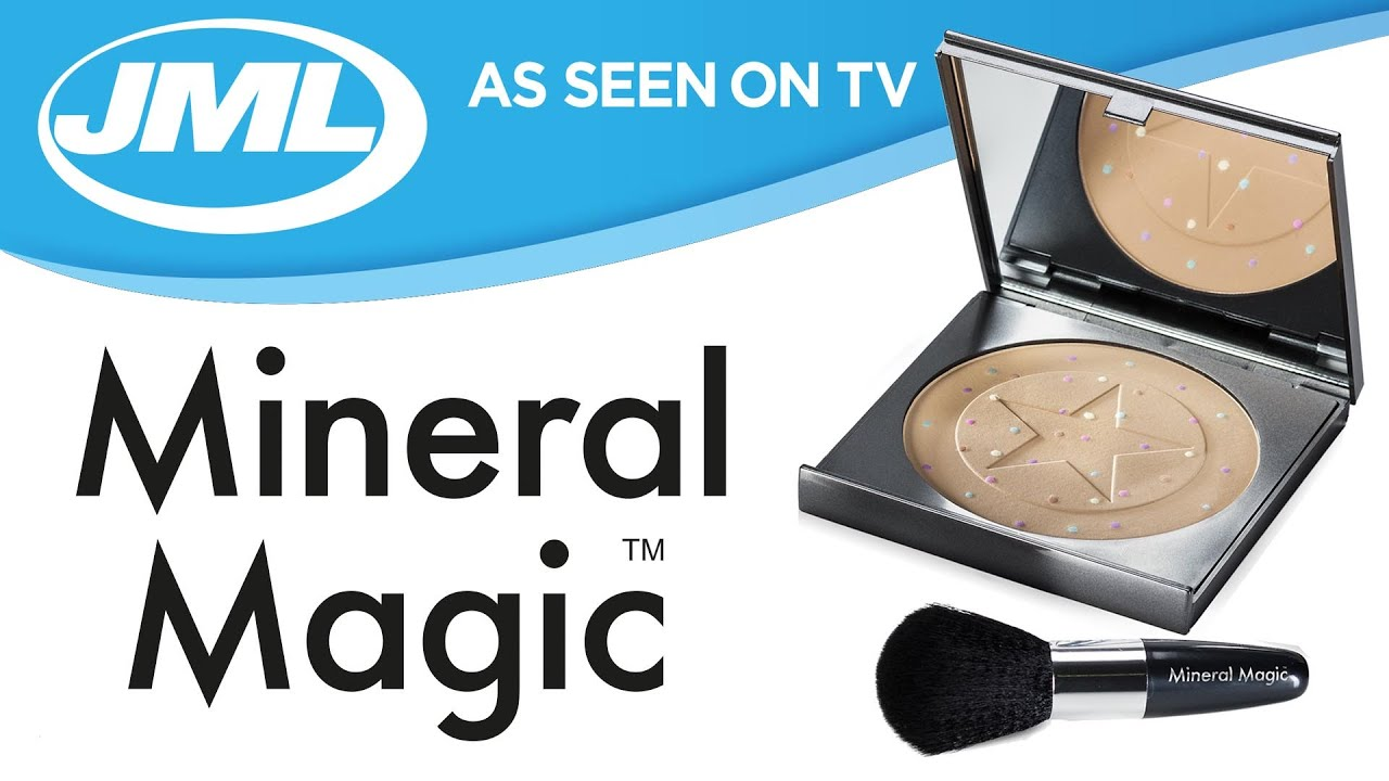 how to use jml mineral magic