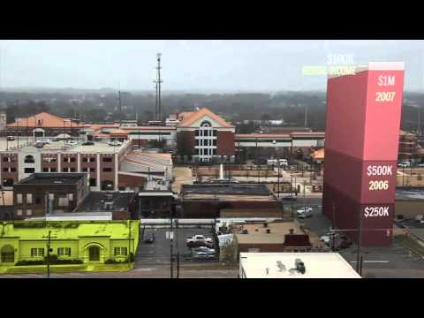 Richard Shelby - Federal Tax Dollars For Tuscaloosa Improvements