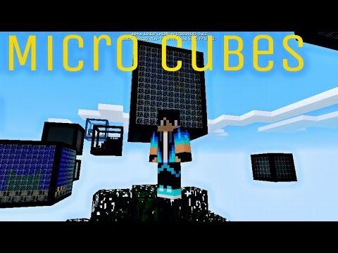 Micro CubesMapa SurvivalPara Minecraft Pe Y YouTube - Micro cubes map para minecraft 1 8 descargar