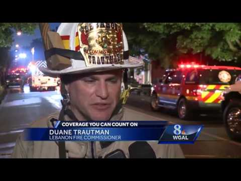 3 Lebanon homes destroyed in severe fire