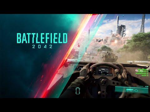 Официально: открытый бета-тест в Battlefield 2042 стартует на следующей неделе