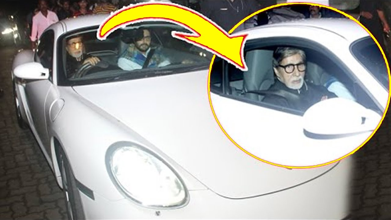 Image result for PORSCHE CAYMAN S: CAR HD PICS WITH AMITABH BACHCHAN