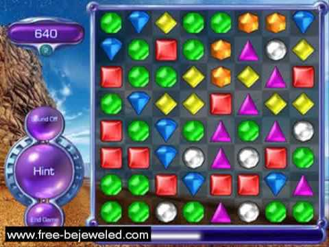 Place To Play Bejeweled Games For FREE