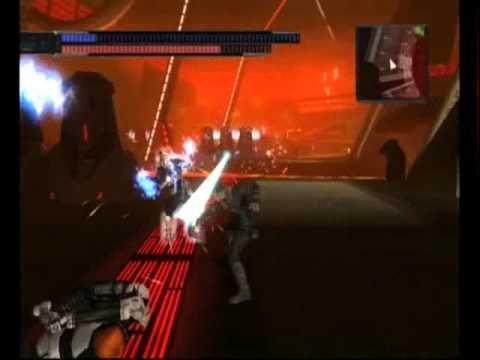 Star Wars: The Force Unleashed (Wii) Walkthrough: Part 15 - Imperial Raxus Prime
