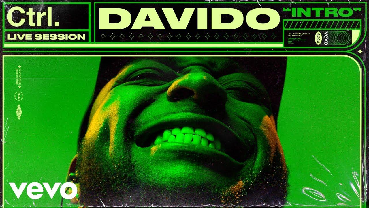 Davido Intro Live Session Vevo Ctrl Youtube Intro rework (ashibah miracle vox edit). davido intro live session vevo ctrl