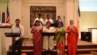 Telugu Christian Song  Nammuta Nee Valanaithe  నమ్ముట నీ వలనైతే  Utccnj Choir