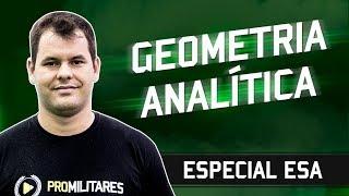 Especial ESA | Geometria Analítica | Matemática | Prof. Rodrigo Menezes