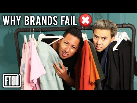 Why Your Clothing Brand Will Fail UNLESS You Do THIS