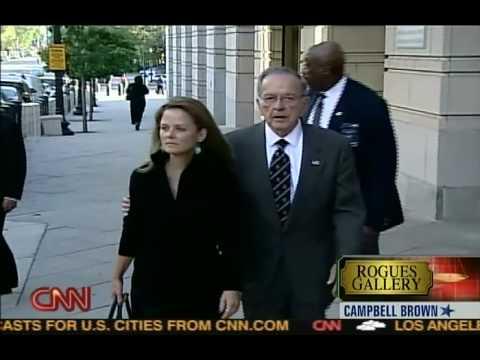 Convicted Alaskan Senator Ted Stevens Can Still Keep His Job AND Keep His Pension
