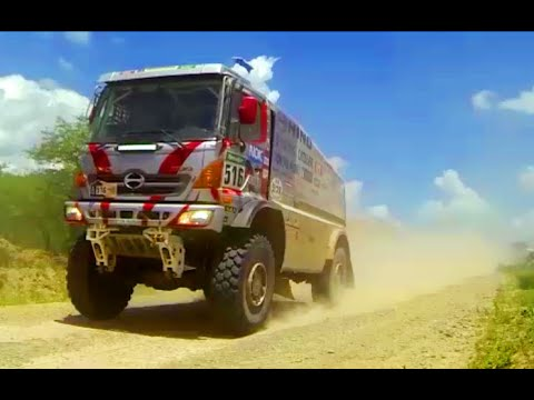 DAKAR RALLY 2015, TOP SPEED, TRUCKS & CARS!!!