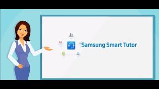 Samsung Smart Tutor Application screenshot 1