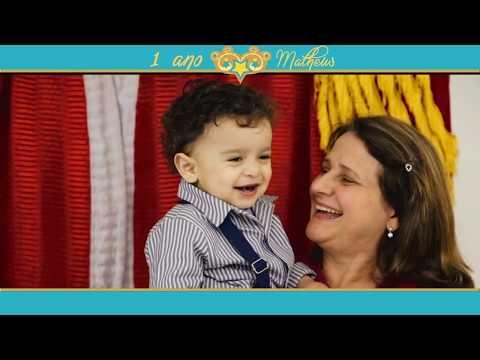 Aniversário 1 ano Matheus por DOUGLAS MELO FOTO E VÍDEO (11) 2501-8007