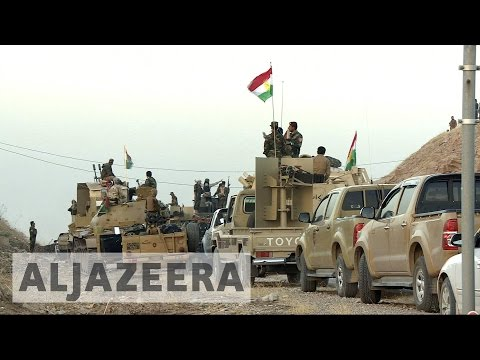 Iraq: Two-pronged offensive launched in battle for Mosul