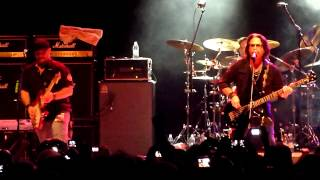 Winger - Midnight Driver of a Love Machine (Frontiers Rock Festival,Milan, 03.05.2014)