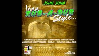 Inna Rub-A-Dub Style Riddim Mix {John John}  @Maticalise