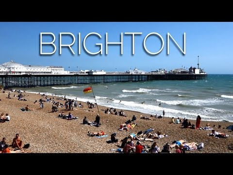 Visit to Brighton & Brighton Beach